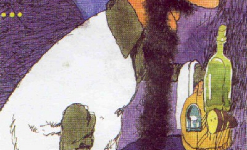 Казка про жида Лейбу, Пудика і нечищений оселедець