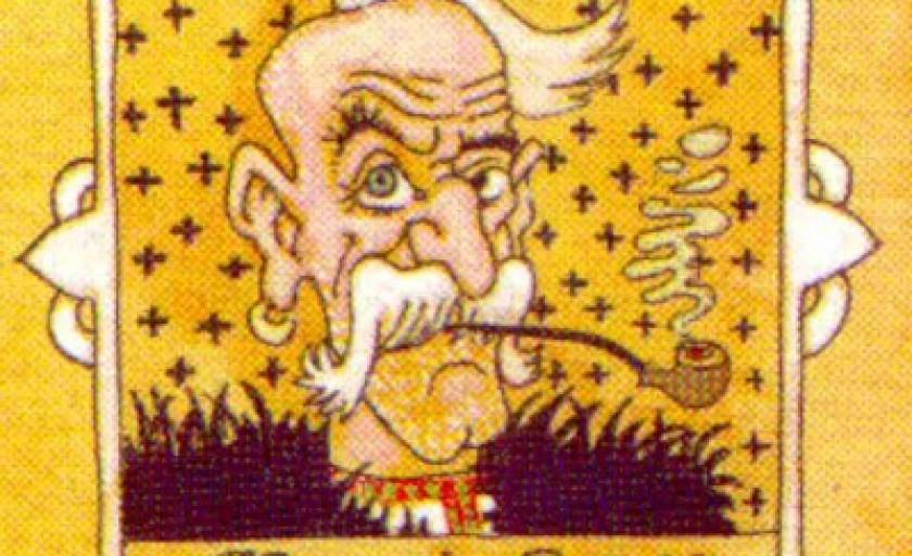 Казка про силу характерницьку, богатиря Ахмеда і Грицька кобилячу смерть