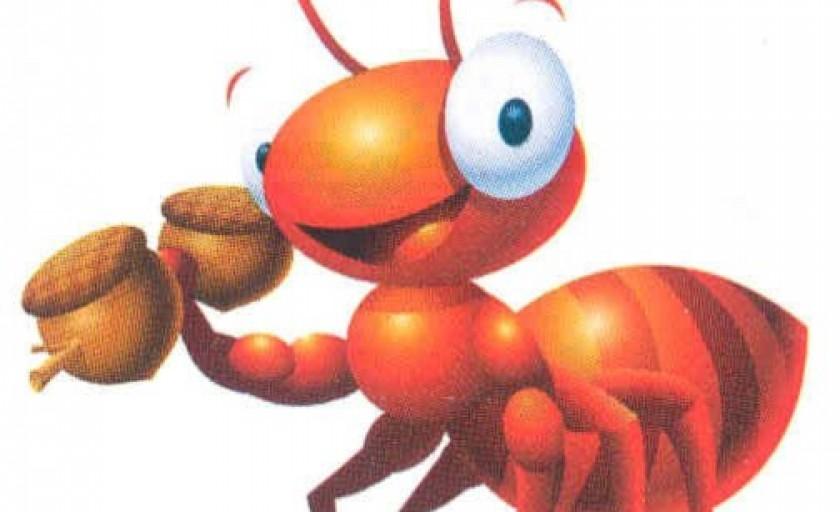 Останній мурашка