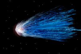 Як Комета космосом подорожувала