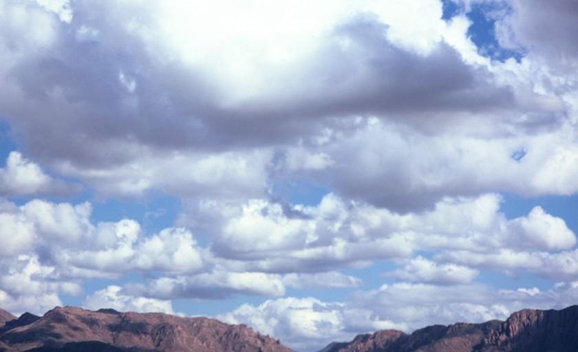 Країна білих хмар