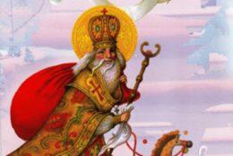 Помічники Святого Миколая