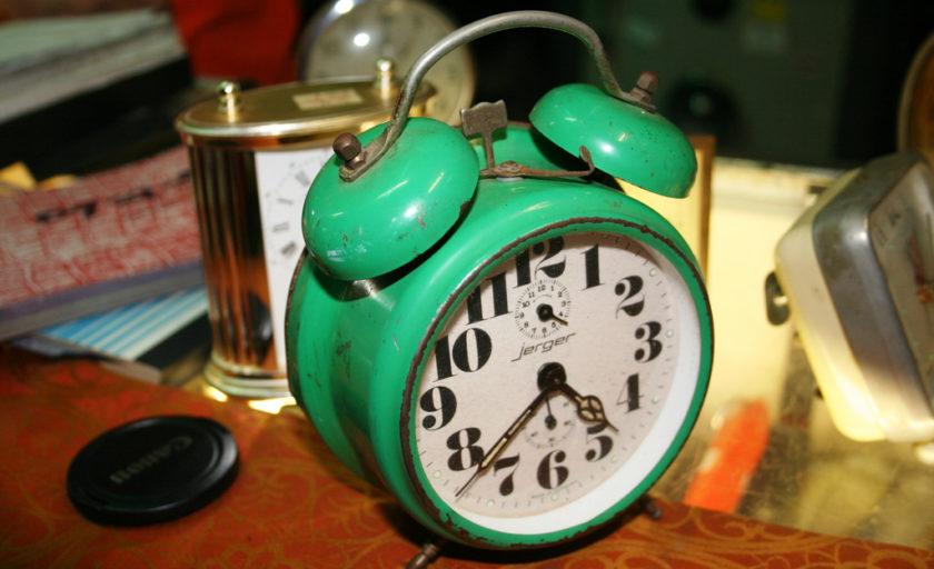 Казка про час та годинники