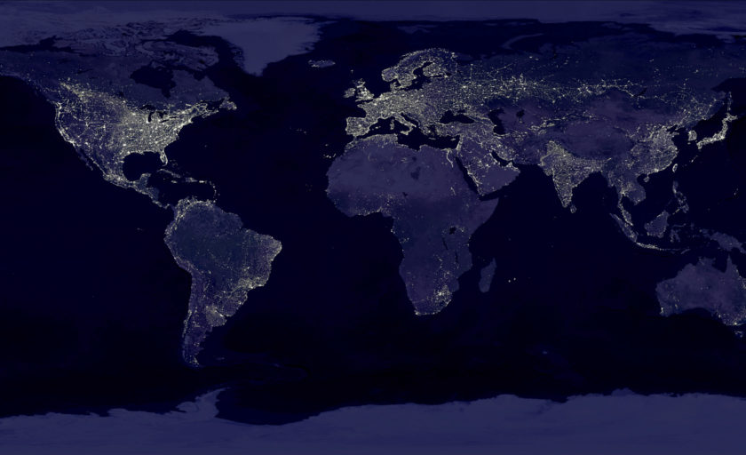Чотири океани